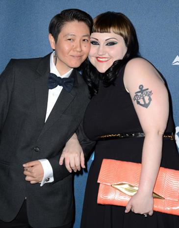 GLAAD Media Awards 2013