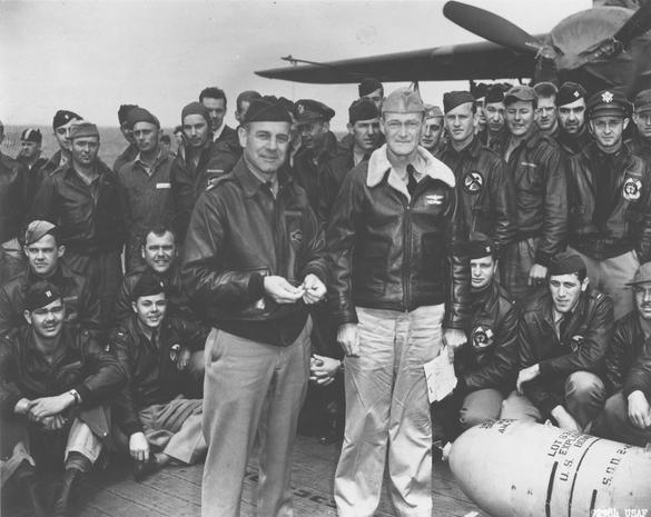 Doolittle's Raiders: 71 years later