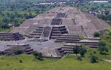 Robot finds hidden chambers under Ancient pyramid