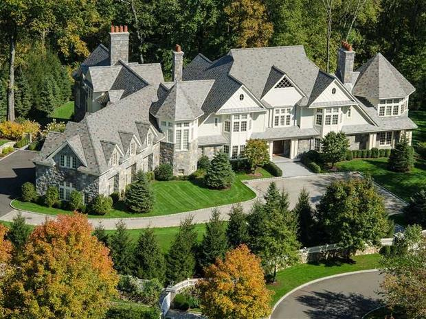 Top 10 most expensive places to buy a home cbs news for Ct home builders