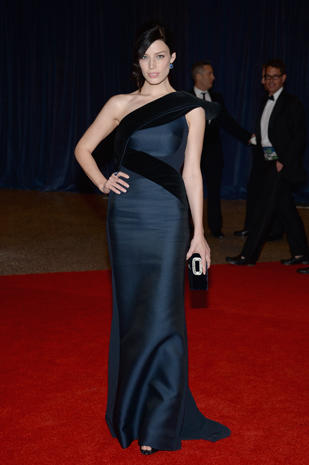 Stars at the 2013 White House Correspondents' Dinner