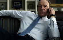 """""""House of Cards"""" spoof at WH Correspondents' Dinner"""