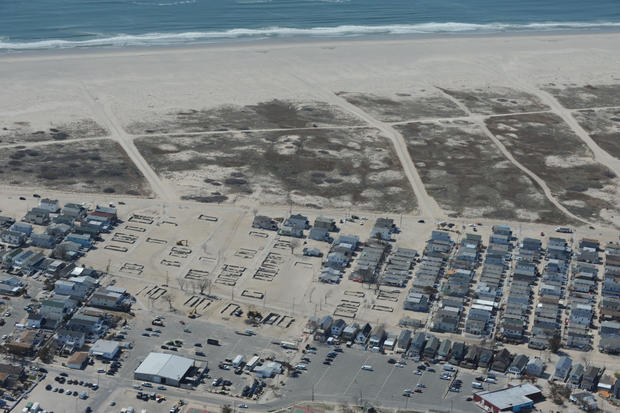 Superstorm Sandy six months later