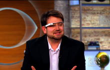 Google Glass Debut