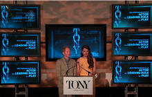 "Tony nominees revealed: Tom Hanks, ""Kinky Boots"""