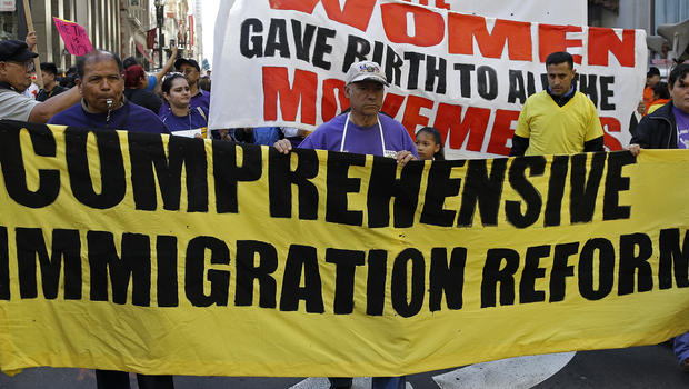 """an analysis of immigration reform N ational i mmigration l aw c enter   www nilc org analysis of senate immigration reform bill: border security (title i) page 3 of 10 commencement"""" of both the comprehensive southern border security strategy and the."""