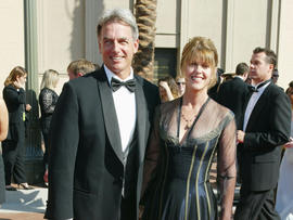 Pics For > Mark Harmon And Wife And Kids