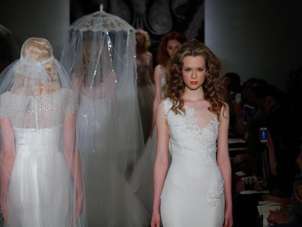 Bridal fashion: Spring/Summer 2014 highlights
