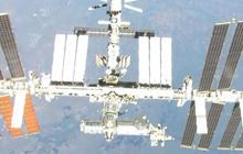 NASA monitoring leak on International Space Station