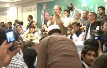Pakistan's former PM Sharif returns to power