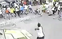 Mother's Day shooting: Chaos captured on video at parade shooting