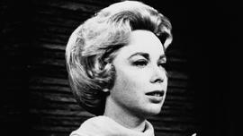 Psychologist Dr.Joyce Brothers shown in the studio of her direct line radio show, saved a would-be suicide in 1968.