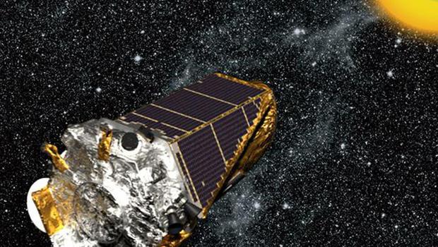 Stalled reaction wheel sidelines Kepler spacecraft - CBS News