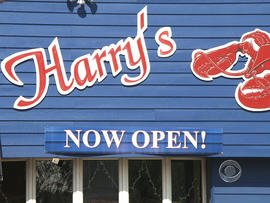 Stores and restaurants are reopening on the Jersey Shore for Memorial Day weekend.