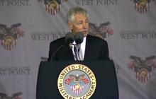 "Hagel: Military sexual assault a ""scourge"" that ""must be stamped out"""