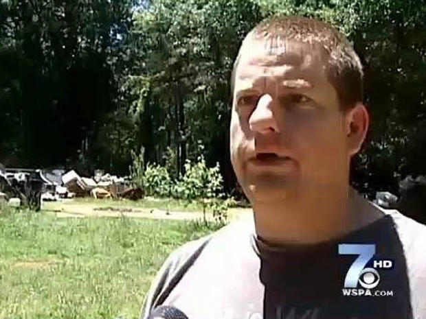 Cops find 80 dead animals at S.C. home