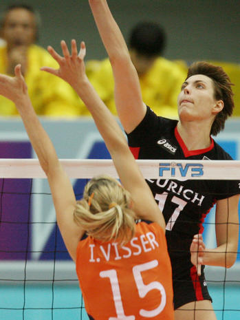 Dutch volleyball star and partner found dead in Spain