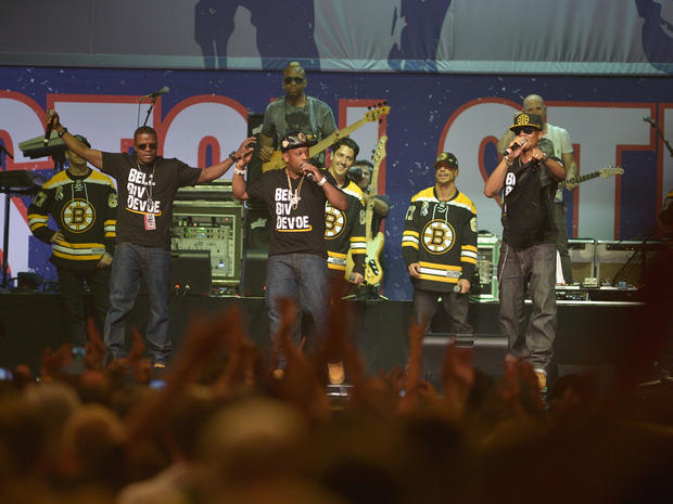 """Boston Strong"" benefit concert"