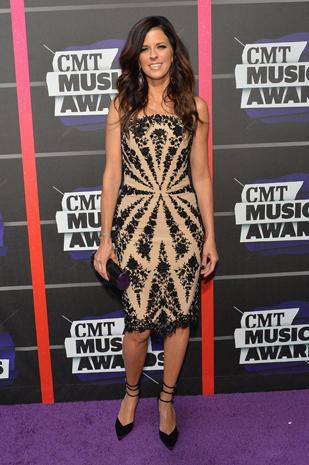 CMT Awards 2013 red carpet