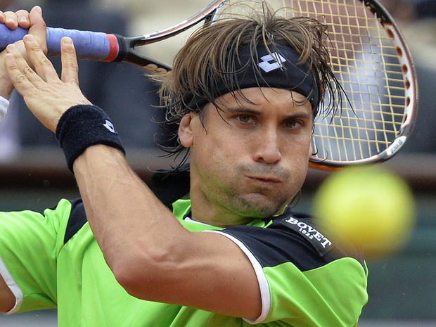 Faces of the French Open