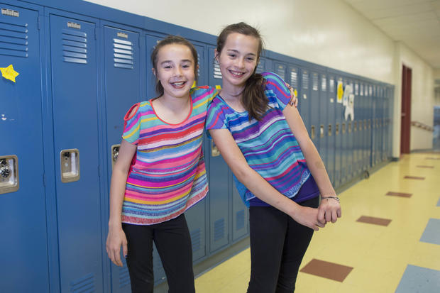 Ill. middle school goes for twins record