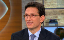 "Cantor on NSA tracking: Program had ""extraordinary"" reach"