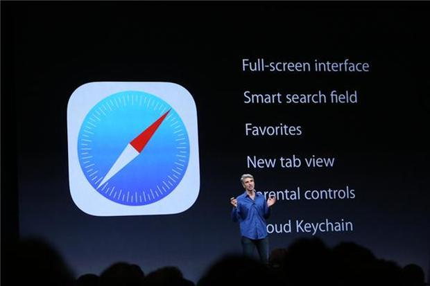 First look at iOS 7, iTunes Radio