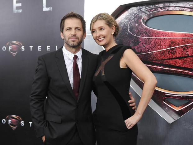 """""""Man of Steel"""" world premiere"""
