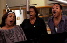 Backup singers come to the fore