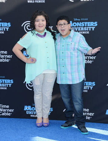 """Monsters University"" premieres in Hollywood"