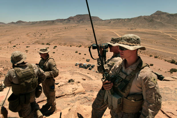 U.S. oversees war games in Jordan amid Syria turmoil