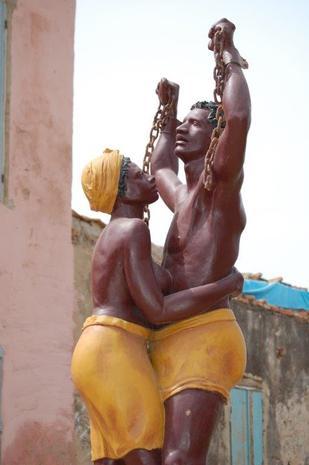 Goree Island, Senegal