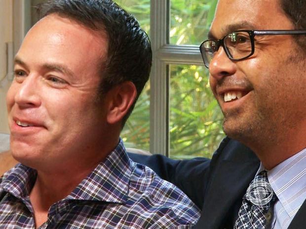 当加州选民通过第8号提案时,史蒂夫·苏西和汤姆·贝克托德的婚礼计划被打断。