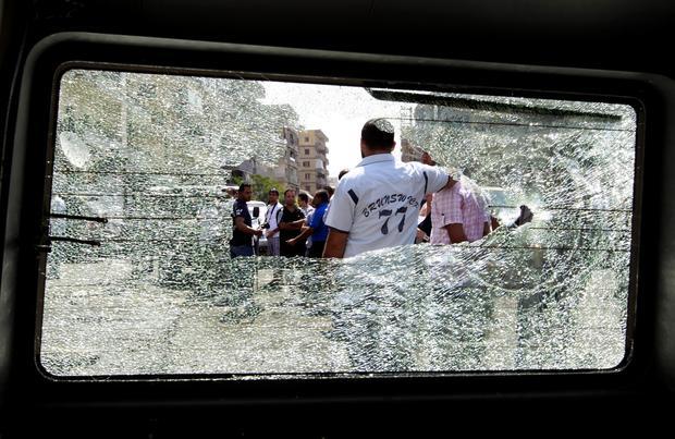 Sectarian violence shakes Lebanon