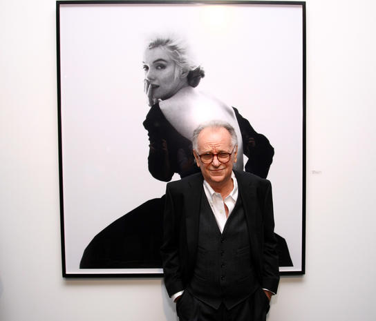 Legendary photographer Bert Stern 1929-2013