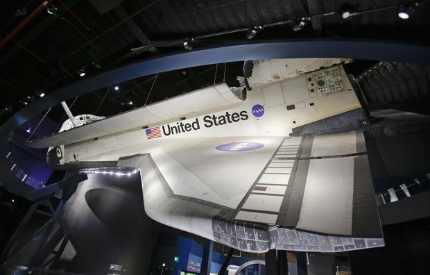 Atlantis at Kennedy Space Center