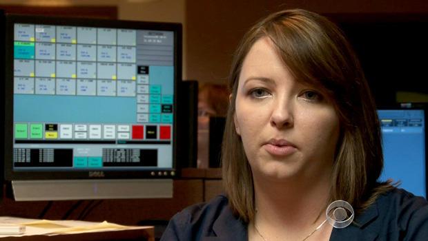 911调度员Amber Chase