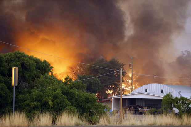 Deadly wildfire in Arizona