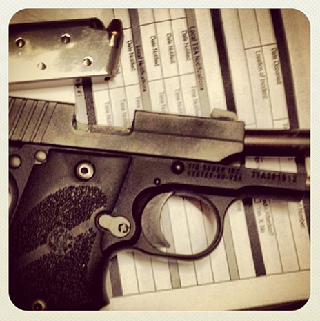 The TSA's oddly beautiful Instagrams