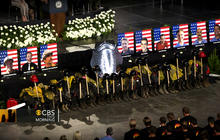 Hotshots remembered in large, emotional tribute