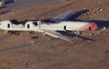 Asiana Airlines crash site 911 calls released