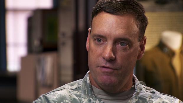 Chuck Hodges上校