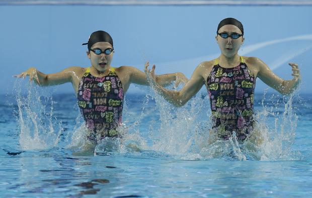 World swimming champs convene in Spain