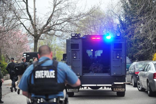 Tsarnaev's last stand