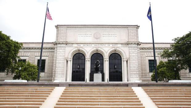 底特律艺术学院于2013年5月31日在密歇根州底特律市举行。底特律市的新紧急财务经理正在考虑出售一些DIA的艺术品,以帮助偿还该市的部分债务。