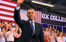Obama: Washington has taken its eye off the ball