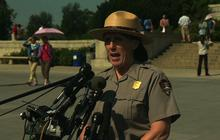 "Park Service: Lincoln Memorial vandalism ""devastating"""