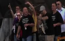 Amanda Berry surprises Cleveland concert crowd