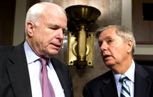 Sen. McCain and Sen. Graham to make Egypt trip