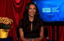 Naya Rivera on hosting 50/50/1 concert event